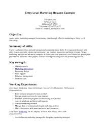 resume examples entry level job objective resume template career sample resume objectives for entry level jobs career objectives