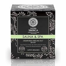 <b>Natura Siberica</b> Cedar Body Peeling Salt <b>Detox</b> 370ml Reviews 2019