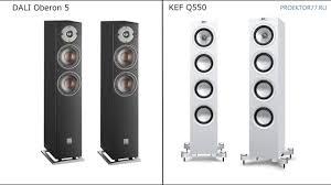 <b>Акустика</b> KEF Q550 & <b>Dali Oberon</b> 5 с усилителем Denon PMA ...