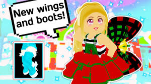 <b>NEW THIGH HIGH BOOTS</b> AND WINGS ARE HERE // Roblox ...