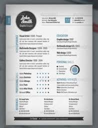 blue side  microsoft word resume template resume wordtemplate     Wareout Com