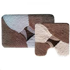 <b>Набор ковриков</b> для ванной и туалета Dasch, <b>Дебора</b>, 2 предмета