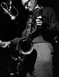 "Pepper Adams during <b>Donald Byrd's</b> ""<b>Chant</b>"" session, Englewood ..."