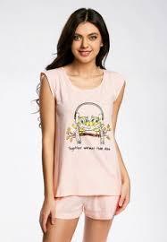 Купить розовые <b>женские пижамы</b> от 299 руб в интернет ...