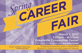 career fairs spring career fair 2017