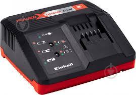 ᐉ <b>Зарядное устройство Einhell</b> для аккумулятора X-Change <b>18В</b> ...