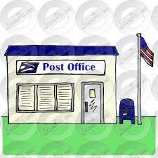 post office clip art google search art drawing office