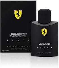 <b>Ferrari Scuderia Black</b> for Men EDT Spray, 4.2 Ounce: Amazon.ca ...