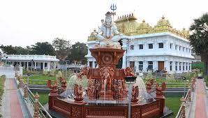 பாரதமாதா கோயில், ராமாயண கண்காட்சிகூடம் ஆகியவற்றை பிரதமர் திறந்து வைத்தார்