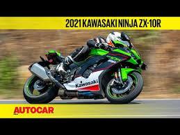 2021 <b>Kawasaki Ninja</b> ZX-10R review - R-rated!   First Ride   Autocar ...