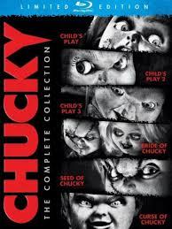 Coleção Chucky Brinquedo Assassino Bluray 1080p (Dual Áudio)