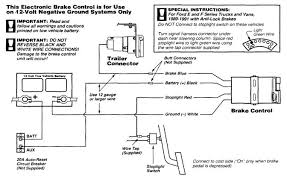 typical vehicle trailer brake control wiring diagram draw tite vehicle brake control wiring diagram
