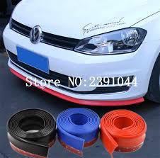 4pcs Universal Car Styling <b>Mouldings</b> Bumper Corner <b>Guard</b> ...