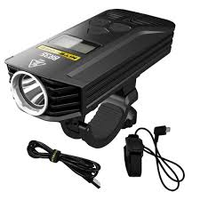 <b>NITECORE BR35</b> bike light Dual Beam OLED Rechargeable bicycle ...