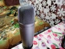 <b>Neumann M</b> 147 Tube <b>студийный</b> ламповый <b>микрофон</b> купить в ...