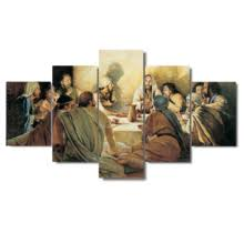 Shop <b>5</b> Panels Hd Printed Painting <b>Framed</b> - Great deals on <b>5</b> ...
