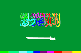 Image result for SAUDI ARABIA FLAG