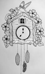 cuckoo clock tattoos clock swallow and cuckoo clocks cuckoo bird clock tattoo cuckooclock2 cuckoo clock
