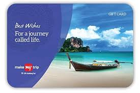 MakeMyTrip Gift Card - Rs.25000: Amazon.in: Gift Cards