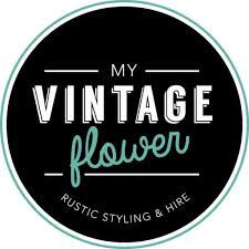 My <b>Vintage Flower</b>: Wedding Planner & Decorations - Wedding Styling