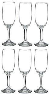 Pasabahce <b>Набор бокалов для шампанского</b> Bistro 190 мл 6 шт ...
