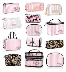 victoria 39 s secret cosmetic bags by stephanie rozek paris liked on polyvore featuring beauty and victoria 39 s secret