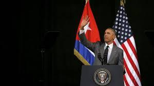 Resultado de imagen de Obama en cuba