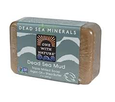 One With Nature Dead Sea Mineral Mud Soap with ... - Amazon.com