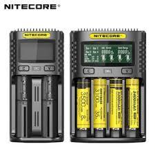 100% Original Nitecore UM4 UM2 USB QC Battery Charger ... - Vova