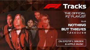 F1 TRACKS: Listen to <b>Nothing But Thieves</b> takeover playlist ...