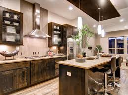 galley kitchen island