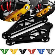 CNC Aluminum <b>Motorcycle Adjustable Suspension</b> Linkage Drop ...