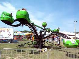 Image result for octopus fairground ride