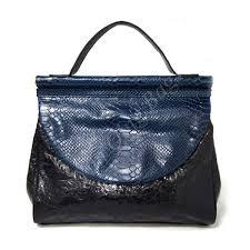 China <b>Fashion</b> Contrast <b>Genuine Leather</b> Bag for <b>Woman</b> with Half ...