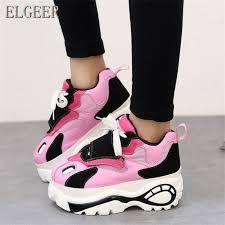 <b>ELGEER</b> Women <b>Shoes Sneakers</b> Flats Zapatillas Deportivas ...