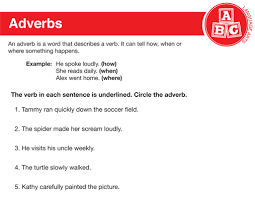 Printable Adverbs Worksheet   BLACK DECKER Laminating