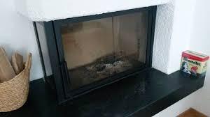 Bildergebnis für Bilder cheminée schwarz