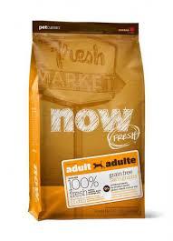 <b>NOW FRESH</b> Grain Free Adult Dog Food Recipe <b>Сухой корм</b> для ...