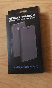 Обзор от покупателя на <b>Чехол DF для Huawei</b> Honor 5A, чёрный ...