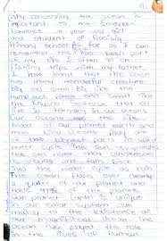 this   year old    s essay will make you think twice about saving    you can  her full essay here