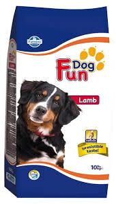 <b>Корм</b> для собак <b>Farmina Fun</b> Dog ягненок 10 кг — купить по ...