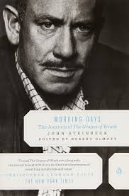 com working days the journals of the grapes of wrath com working days the journals of the grapes of wrath 9780140144574 john steinbeck books