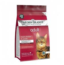 <b>Корм</b> для кошек <b>Arden</b> Grange Adult Cat курица и картофель ...