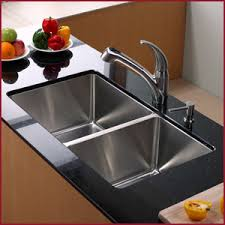 undermount kitchen sink stainless steel: faucets apron front stainless steel apron front kitchen sink
