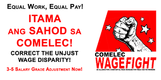government employees comelecwagefight recent posts