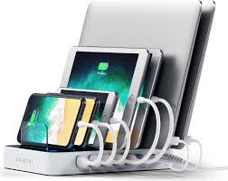 <b>Зарядная</b> док-станция <b>Satechi 7</b>-<b>Port</b> USB Charging Station Dock ...
