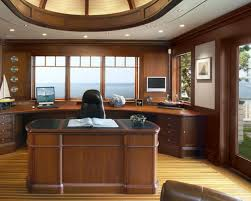 beautiful dark brown wood glass luxury design furniture desk home office men wood natural dark brown beautiful cool office designs information home
