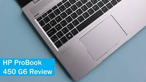 <b>HP ProBook 450 G6</b> Review - YouTube