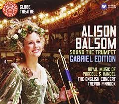 <b>Alison Balsom</b> - <b>Sound</b> the Trumpet:Royal Music (1 CD): Amazon.ca ...