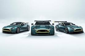 <b>Aston Martin</b> celebrates racing success with Vantage Legacy trio ...